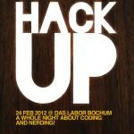 Logo HackUp Bochum